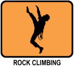 Rock Climbing (orange)