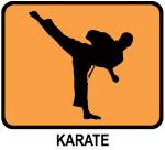 Karate (orange)