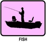 Fish (pink)