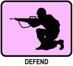 Defend (pink)