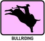 Bullriding (pink)