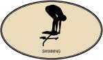 Swimming (euro-brown)