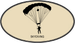 Skydiving (euro-brown)
