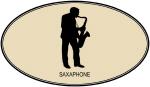 Saxaphone (euro-brown)