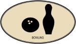 Bowling (euro-brown)