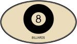 Billiards (euro-brown)