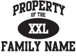 Property of the Family Name