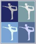 Ballerina (blue boxes)