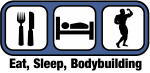 Eat, Sleep, Bodybuilding