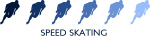 Speed Skating (blue variation)