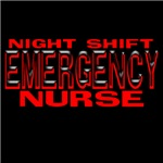 ER NIGHT SHIFT NURSE
