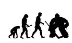 Hockey Goalie Evolution