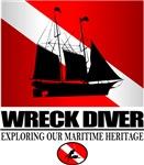 Wreck Diver (Sq)(Ship)
