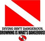 Diving Isnt Dangerous