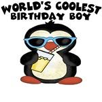 World's coolest birthday boy