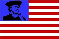 Patriot Andrew Flag