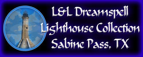 Nautical - Lighthouse - Sabine Pass
