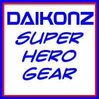 Super Hero Gear