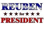 REUBEN for president