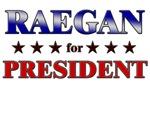RAEGAN for president