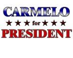 CARMELO for president