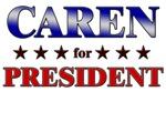CAREN for president