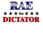 RAE for dictator
