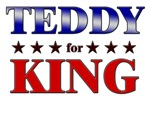 TEDDY for king