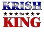 KRISH for king