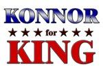 KONNOR for king