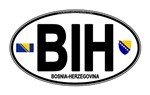 Bosnia and Herzegovina Euro Oval