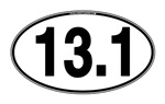13.1 (Half-Marathon) Euro Oval