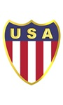 USA Flag Shield