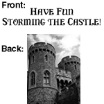 Storming the Castle