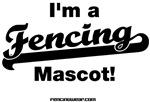 Fencing Team Mascot