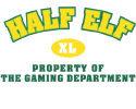 Half Elf: Gaming Dept.