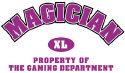 Magician: Gaming Dept.