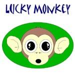 LUCKY MONKEY/LUCKY YOU