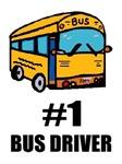 #1 school Bus Driver