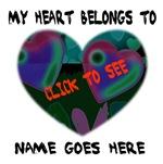 MY HEART BELONGS TO