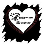 follow me on twitter items