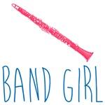 Band Girl Clarinet