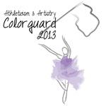 Colorguard 2013 Flag