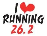 I heart Running 26.2