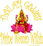 Thou Art Goddess Design