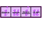 idance-uwatch-idance some more-u clap