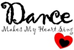 Dance Makes My Heart Sing