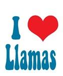 I Heart Llamas