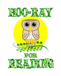 <b>HOO-RAY FOR READING</b>