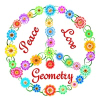 <b>PEACE LOVE GEOMETRY</b>